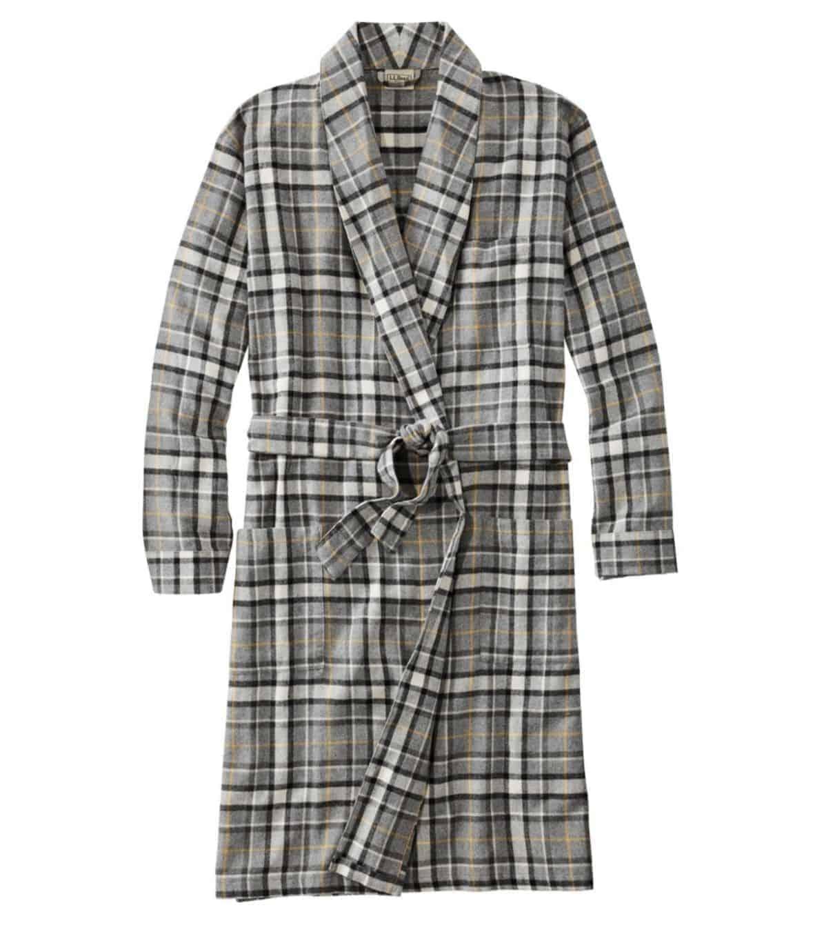 plaid-flannel-robe