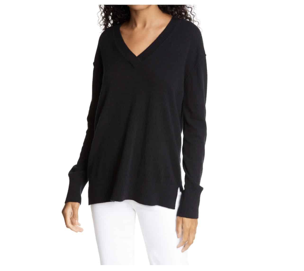 v-neck-cashmere-sweater