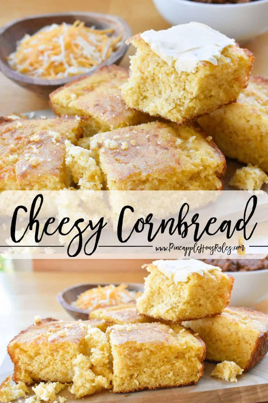 Cheesy-Cornbread