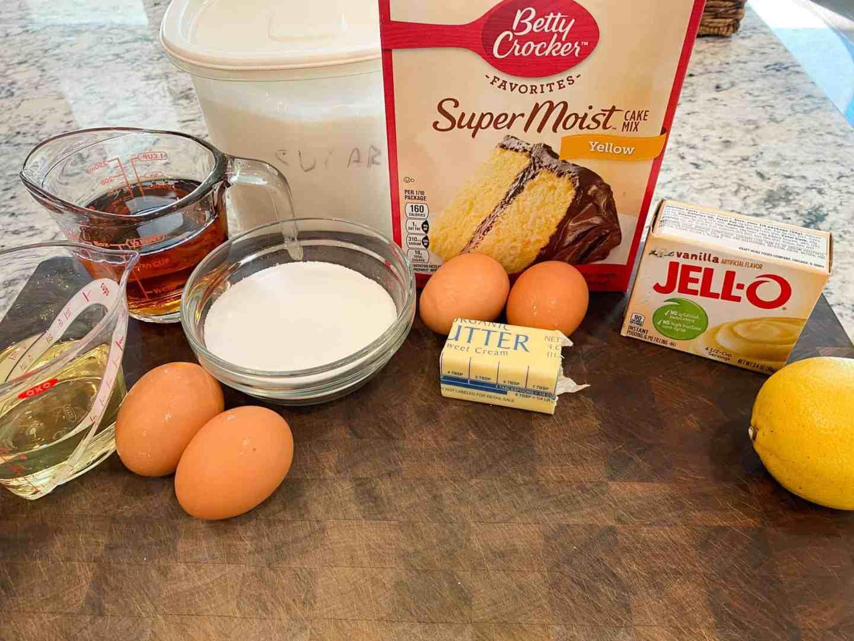 whiskey-cake-ingredients