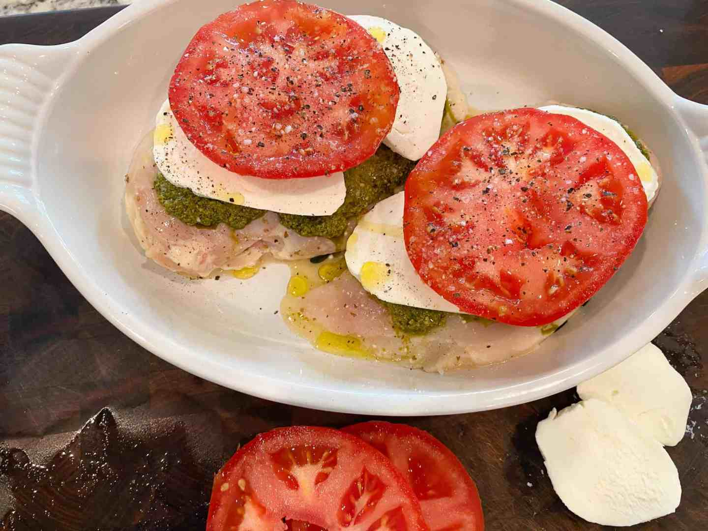 drizzle-olive-oil-over-tomatoes-and-sprinkle-with-salt-and-pepper