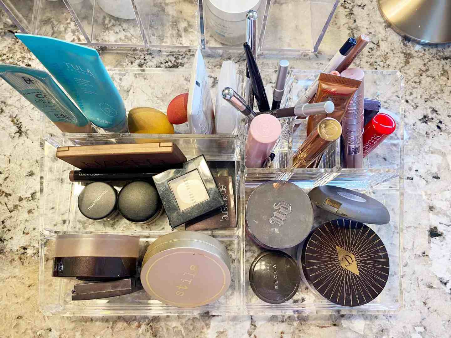 acrylic-make-up-organizer-container-store