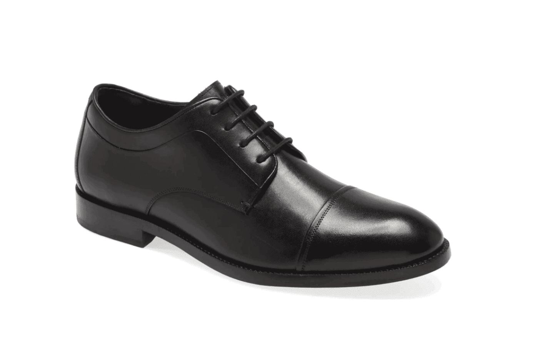 cole haan derby shoe