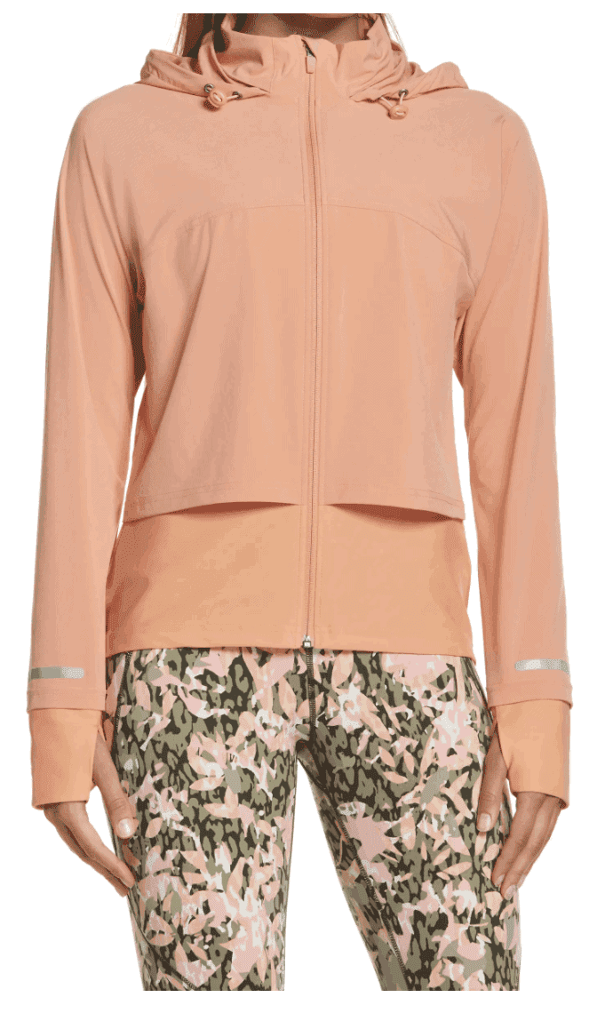 sweaty betty track jacket