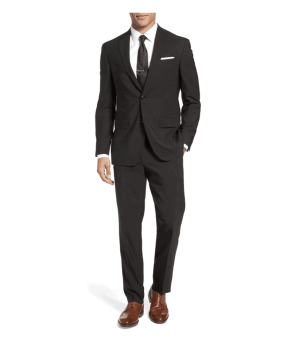 ted baker wool suit