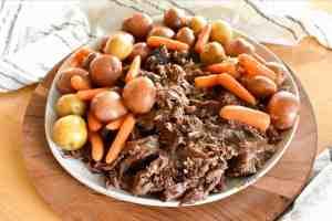 Easy Recipe Beef Pot Roast