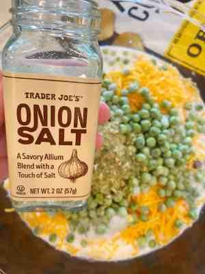 trader joes onion salt tuna noodle casserole