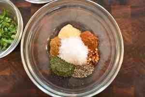 greek meatball spices