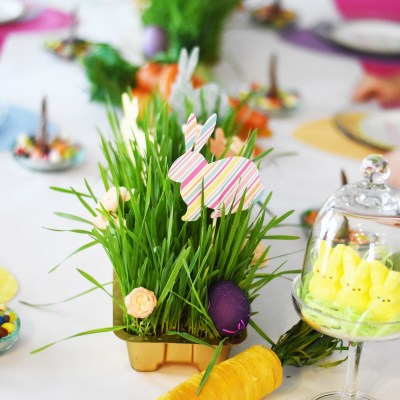 Easter Party for Kids with Simple Decor Ideas