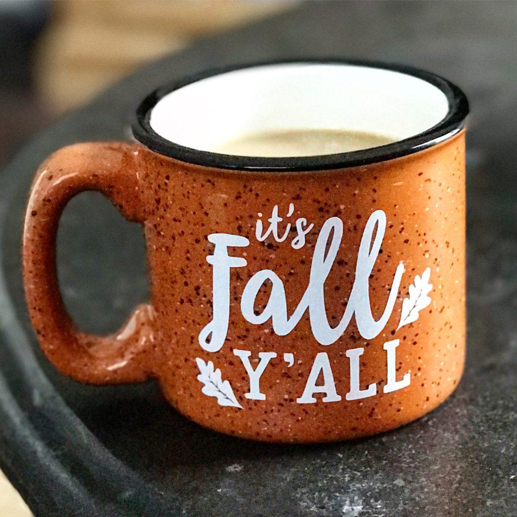 Fall Y'all Mug