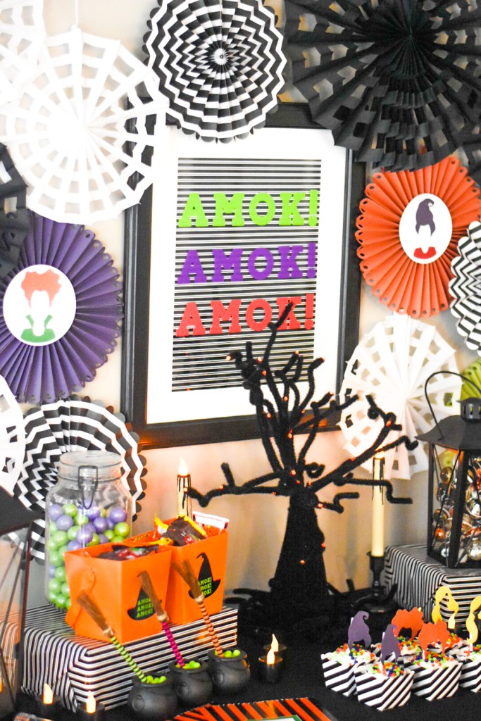 Hocus Pocus Party for Halloween by Pineapple Paper Co.