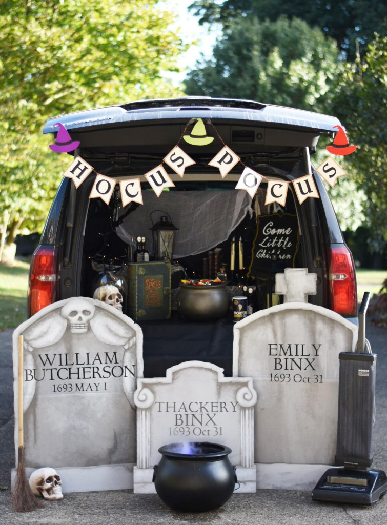 Hocus Pocus Trunk or Treat by Pineapple Paper Co.