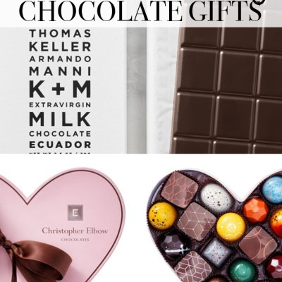 Awesome Places to Buy Valentine's Day Chocolate Gifts