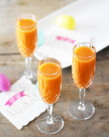 Easter Mimosa Recipe by Pineapple Paper Co.