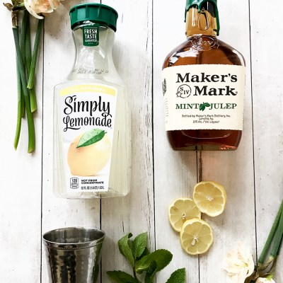Mint Julep Lemonade Recipe
