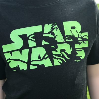 Make your Own DIY Star Wars Shirts with your Cricut