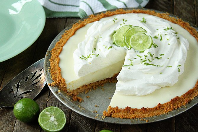 Key Lime Pie Recipe by Southern Bite