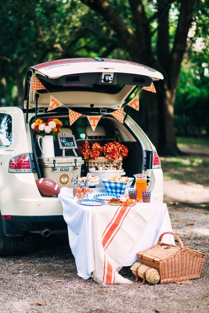 Tailgate Party Ideas by Pineapple Paper Co.