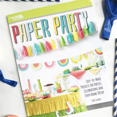 Plan a Gnome Fall Birthday Party with PAPER PARTY