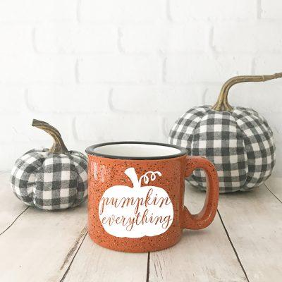 How to Use a Pumpkin SVG Three Ways
