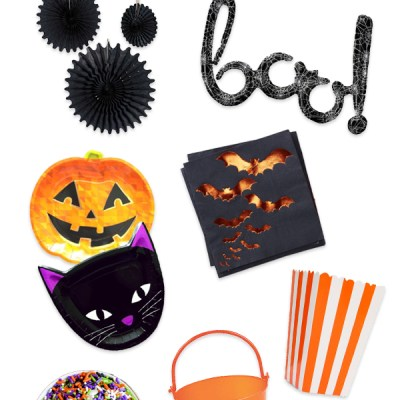 Where to Buy the Best Halloween Party Supplies