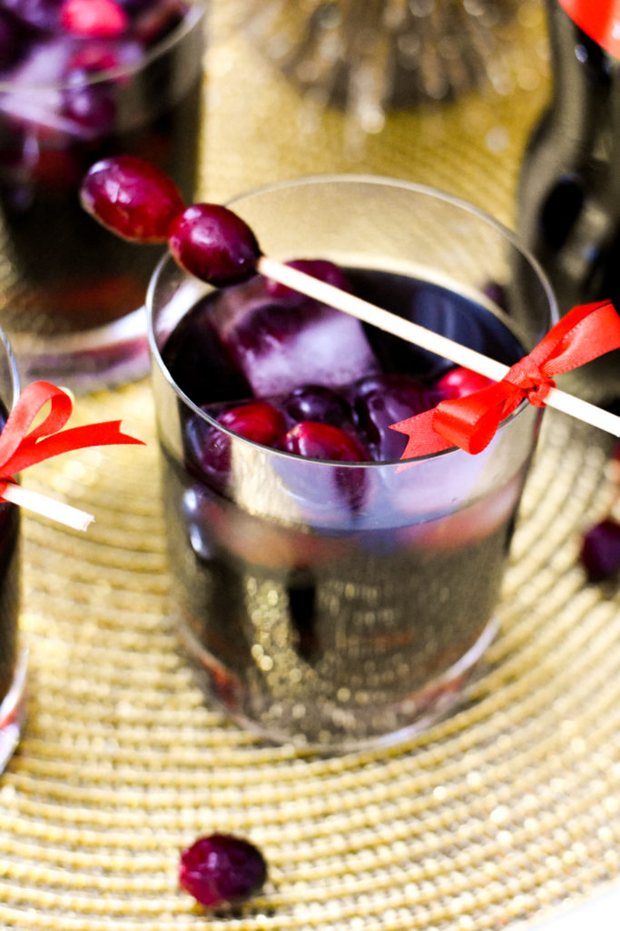 Make an Easy Non-Alcoholic Holiday Drink by Pineapple Paper Co.