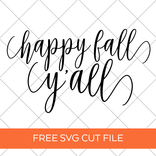 Cricut Diy Doormat And Happy Fall Y All Free Svg