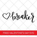 Heartbreaker SVG