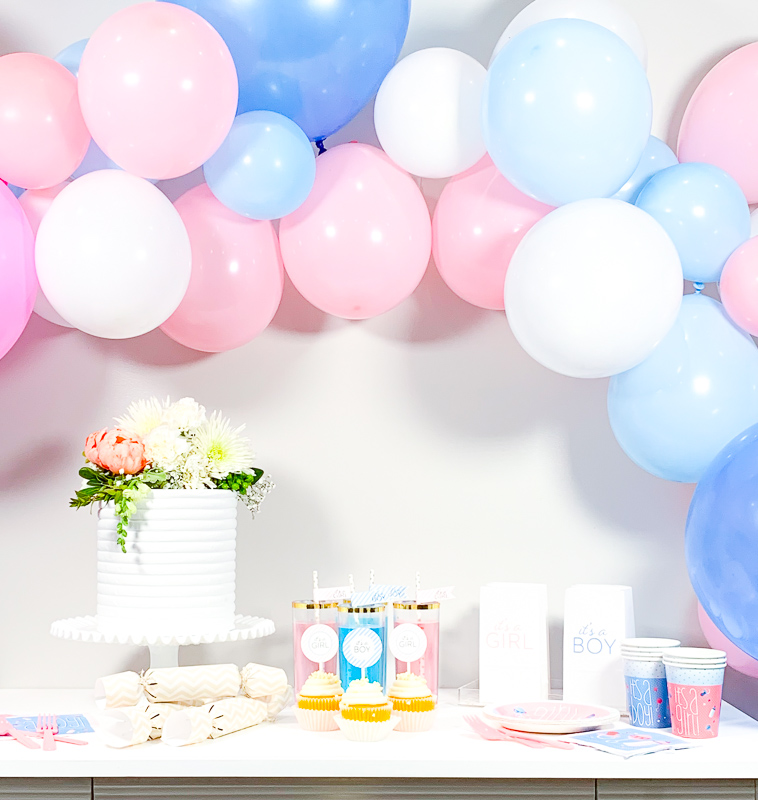 Gender Reveal Party Ideas , Baby Shower Ideas , Pineapple