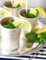 Sweet Tea Mint Juleps by Pineapple Paper Co.
