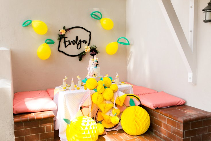 Portfolio / Easy Peasy Lemon Squeezy — Forrest and J.