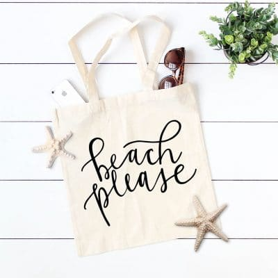 Flash Freebie – Beach Themed SVG Files for Cricut & Silhouette