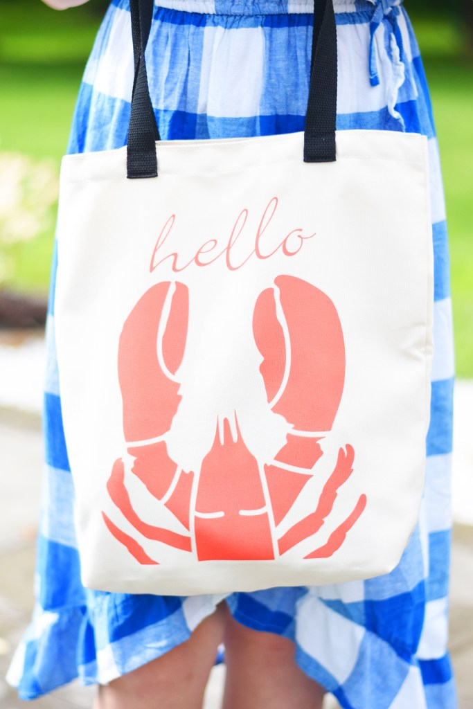 Cricut Infusible Ink Tote Bag by Pineapple Paper Co.