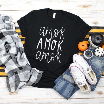 Free Hocus Pocus Amok SVG for Cricut & Silhouette