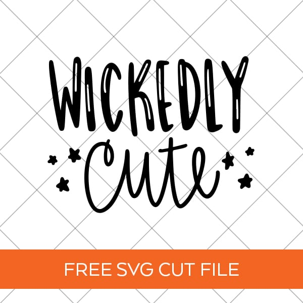 Free Wickedly Cute Halloween SVG by Pineapple Paper Co.