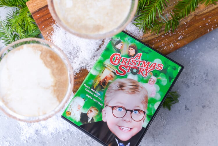 A Christmas Story Drink Recipe by Pineapple Paper Co.