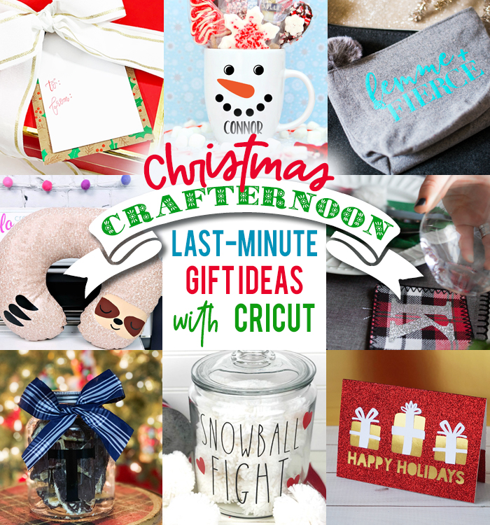 Cricut Gift Tag with Free SVG by Pineapple Paper Co.