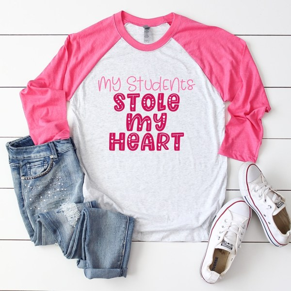 My Students Stole My Heart SVG by Pineapple Paper Co.