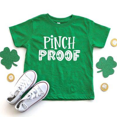Free St. Patrick's Day Pinch Proof SVG