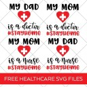 Free Healthcare Parents SVG Files