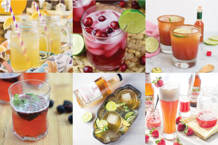 Beer Cocktail Recipes curated by Pineapple Paper Co.