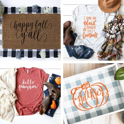 Free Fall SVG and Autumn SVG files curated by Pineapple Paper Co.