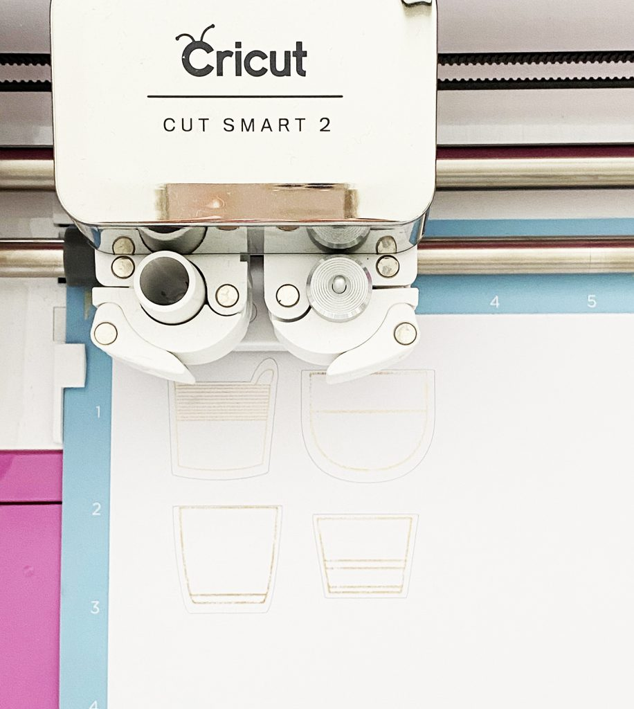 Fine Blade Cutting Foil Art on Cricut
