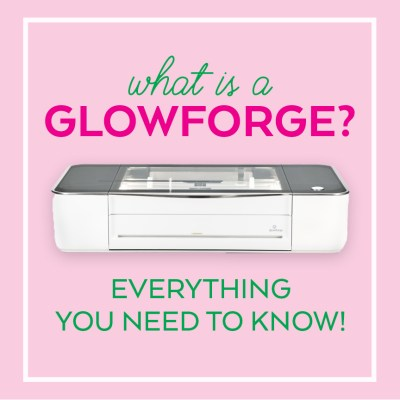What is a Glowforge at Pineapple Paper Co.