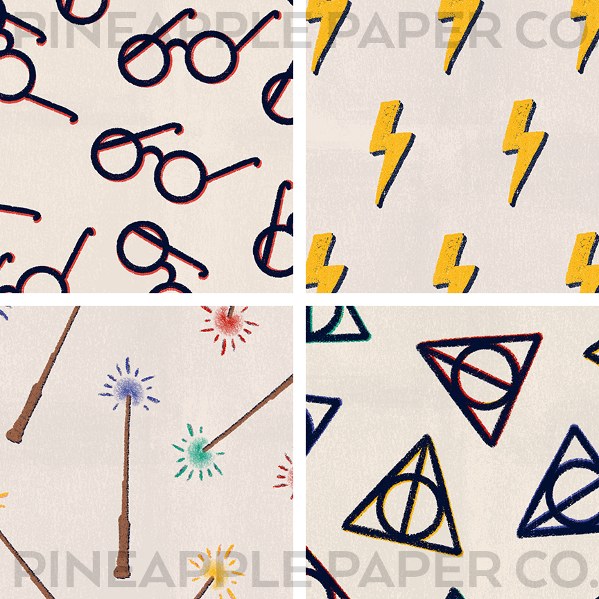 Harry Potter Widget and App Icons