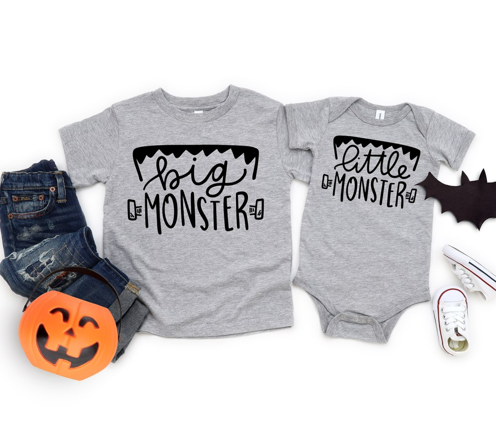 Monster Family SVG Files from Pineapple Paper Co.
