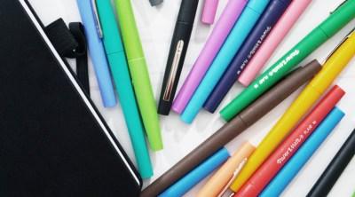 PaperMate Flair Felt Pens for Bullet Journaling