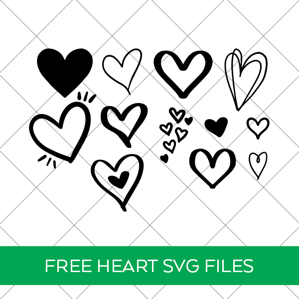 heart svgs