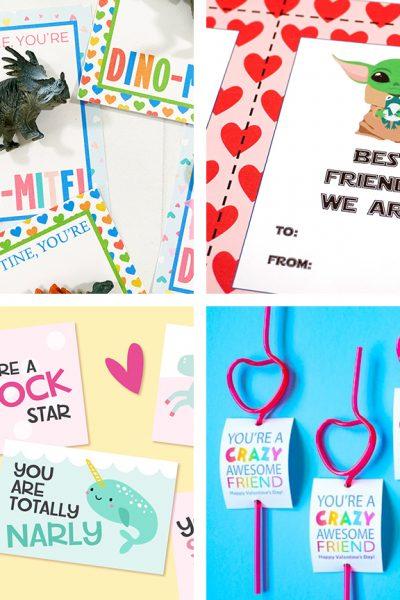 Free Valentine Cards to Print