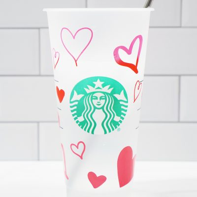Color Changing Cup DIY Tutorial